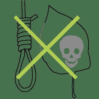 Vermeidung von Suizidmöglichkeiten